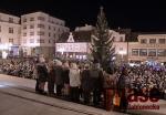 Rozsvícení vánočního stromu v Jablonci nad Nisou 2019