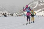 Kateřina Smutná v Livignu druhá na 35 km prologu