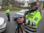 Policisté se zaměřili na používání bezpečnostních pásů