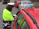 Dopravně bezpečnostní akce zaměřená na kontrolu používání bezpečnostních pásů řidiči a spolujezdci