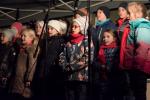 Na ZŠ Liberecká také rozsvítili vánoční strom