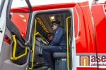 Předání nové cisterny tanvaldským hasičům