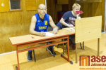 Utkání Jizerské basketbalové ligy Tanvald - USK Liberec
