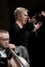 Eva Urbanová v jabloneckém divadle