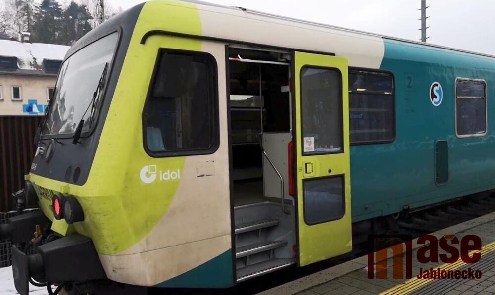 Vlaky jezdící pod značkou Arrivy od 15. do 22. prosince 2019<br />Autor: Rudolf Kožený