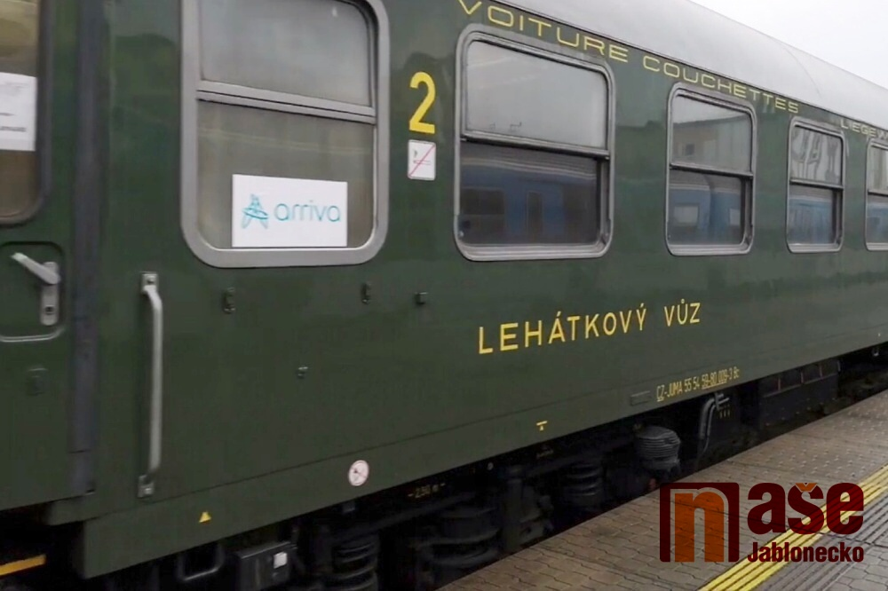 Vlaky jezdící pod značkou Arrivy od 15. do 22. prosince 2019<br />Autor: Martin Galbavý