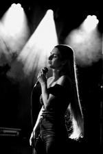 Barbora Mochowa na Jazzu pod Kozákovem