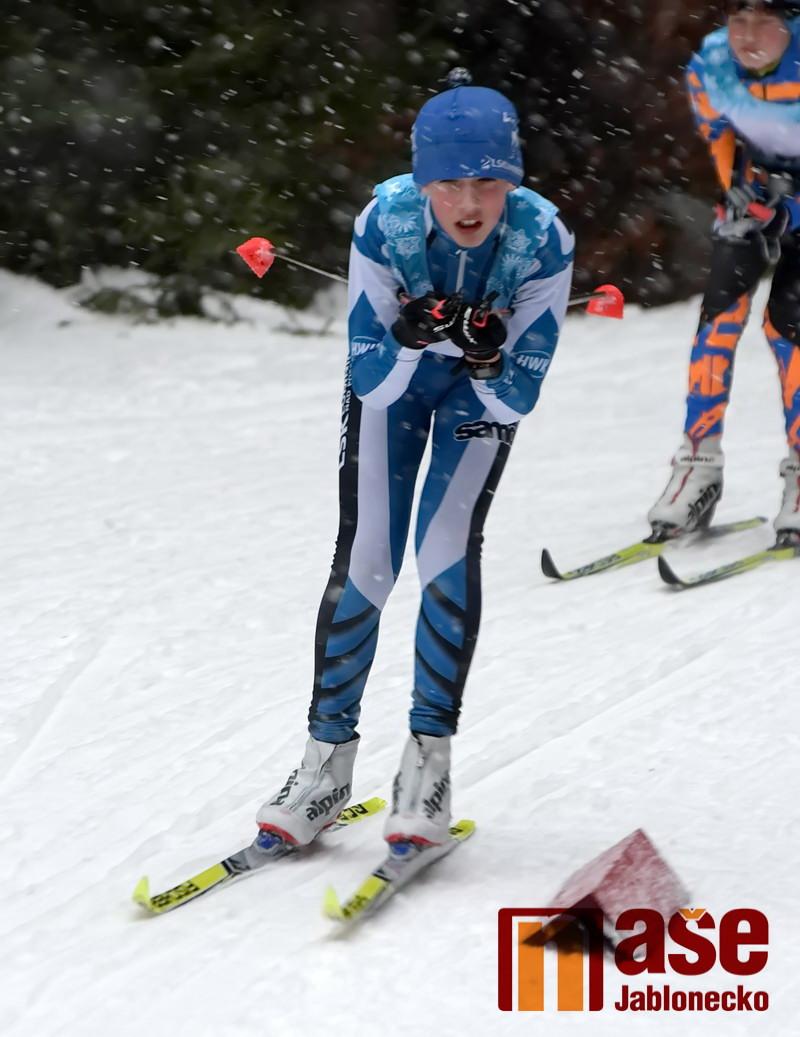1. pohárový závod KSL Libereckého kraje<br />Autor: Václav Novotný