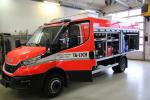 Do provozu uvedli nový technický vůz pro jablonecké hasiče