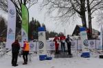 Druhý pohárový závod krajských lyžařů na Benecku