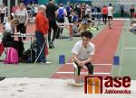 Obrazem: Druhá atletická Halová středa