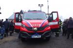 Nový zásahový automobil DA - L1Z na podvozku Iveco Daily pro JSDHO Pěnčín/ Bratříkov