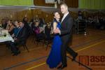 Obrazem: Slavnostní ples přátel umění města Tanvald