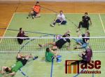 Podruhé byl v Jablonci uskutečněn turnaj volejbalu sedících