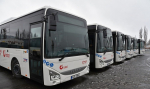 Společnost ČSAD Liberec doplnila svoji flotilu o 17 nových autobusů