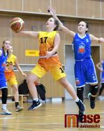 Skvělý vstup kadetek Bižuterie do finále basketbalové ligy