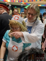 Babí hop v jabloneckém Eurocentru