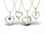 Vyznavače svátku svatého Valentýna potěší šperky z Křišťálového údolí