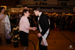Obrazem: Maturitní ples Oktávy Gymnázia a OA Tanvald