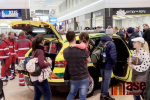 Předání deseti nových vozů pro ZZS Libereckého kraje