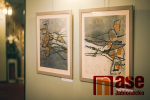 Výstava Šárky Coganové v Městském divadle v Jablonci nad Nisou
