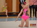 Moderní gymnastky zahájily soutěžní sezonu