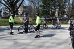 Jablonečtí strážníci hlídkují na kolech