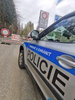 Policejní kontroly o prodlouženém velikonočním víkendu