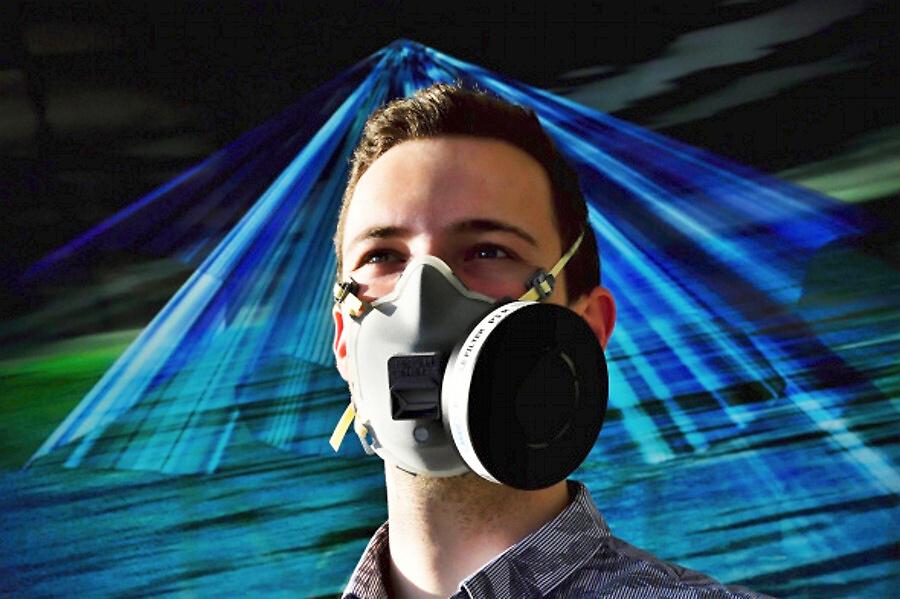 Nové české masky RP95-M<br />Autor: Archiv MPO