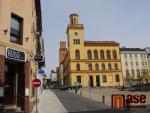 Ulice v Jablonci nad Nisou v době koronaviru