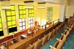 Rekonstruované zasedací sály jablonecké radnice