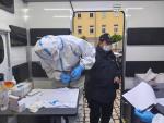 Policisté v Libereckém kraji se testují na Covid-19