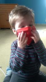 Sedmiletý Ondra, který se potýká s dětskou mozkovou obrnou