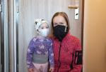 Michaela Kořínková ze Šumperka, maminka dvouleté Elenky, která má cystickou fibrózu