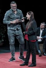 Koncert zpěvačky Magdy Malé v jabloneckém divadle