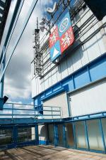 Vyhlídka v 17. patře budovy Krajského úřadu Libereckého kraje