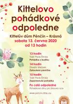 Plakát Pohádkové odpoledne
