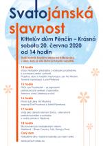 Plakát Svatojánská slavnost