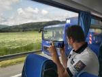 Na řidiče v Libereckém kraji dohlížel policejní autobus