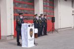 Hasiči slaví 75. výročí vzniku českého Požárního sboru v Liberci
