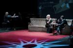 Koncert trojice Tereza Mátlová, Daniel Hůlka a Vladimír Chmelo v jabloneckém divadle