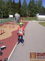 Aktivity dětí na tanvaldské sportovní škole