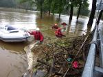 Záplavy na Frýdlantsku 20. a 21. června 2020