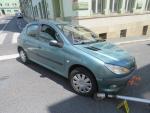 Dopravní nehody v prostoru jablonecké křižovatky ulic Smetanova a Jungmannova