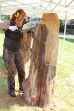 Svatoanenské dřevosochání 2020
