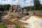 Bleskové povodně v Libereckém kraji v pátek 6. srpna 2010
