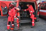 Tři příslušníci HZS Libereckého kraje letí na pomoc po výbuchu v Bejrútu