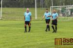 Přípravné utkání FC Pěnčín - Jiskra Mšeno