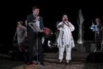 Vystoupení Zlatky Bartoškové na zahradě jabloneckého Ex klubu