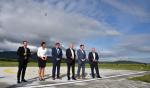 Otevření nového heliportu v Liberci